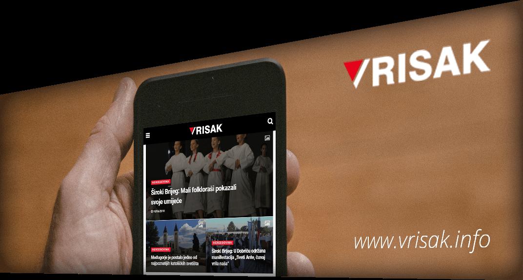 Portal Vrisak.info
